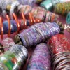 Decorated Beads