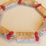 Make a Paper Clip bracelet