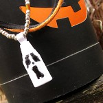 Make a Ghost Pendant