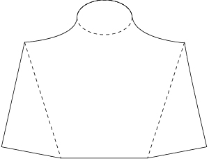 Download A DIY Jewelry Display Stand Template. 2.