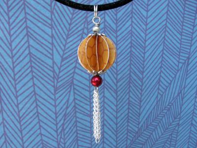 Chinese Lantern Bead